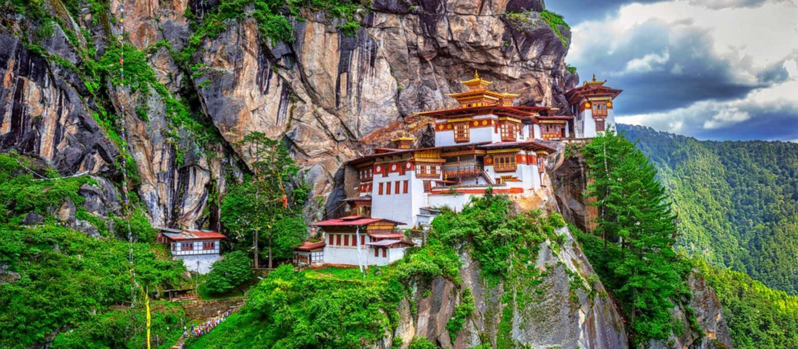 6 Nights 7 Days Bhutan Tour